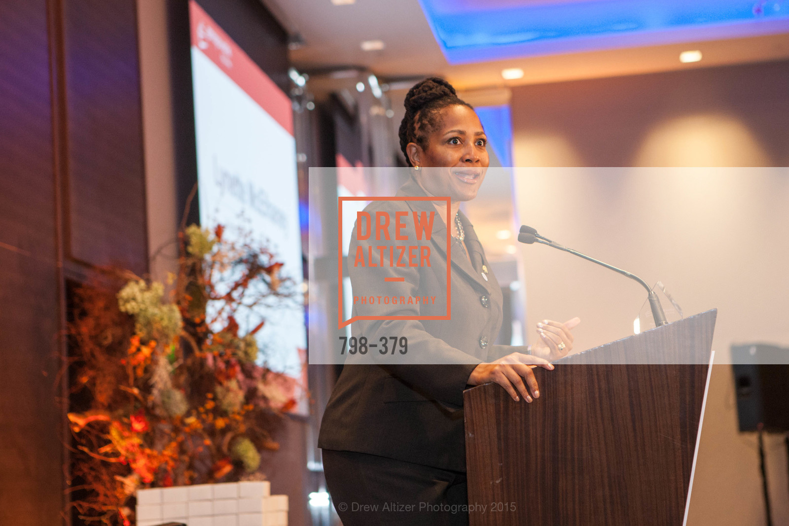 Lynette McElhaney, Genesys Works Bay Area Presents BREAKING THROUGH, St. Regis Hotel. 125 3rd St, October 14th, 2015,Drew Altizer, Drew Altizer Photography, full-service agency, private events, San Francisco photographer, photographer california