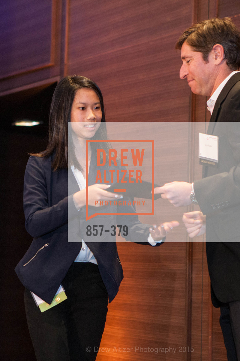 Tammy Ching, Scott Kupor, Genesys Works Bay Area Presents BREAKING THROUGH, St. Regis Hotel. 125 3rd St, October 14th, 2015