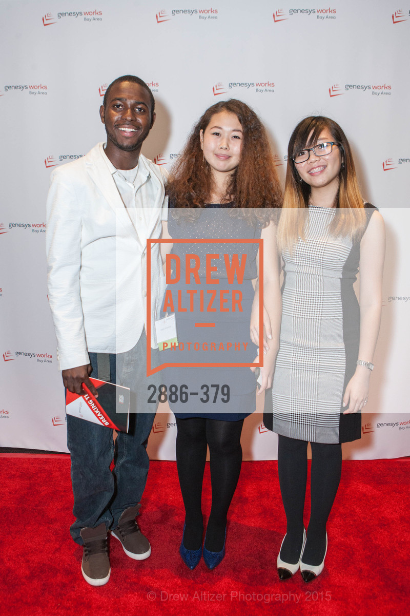 Anujin Altantsog, Ky Tran, Genesys Works Bay Area Presents BREAKING THROUGH, St. Regis Hotel. 125 3rd St, October 14th, 2015,Drew Altizer, Drew Altizer Photography, full-service agency, private events, San Francisco photographer, photographer california