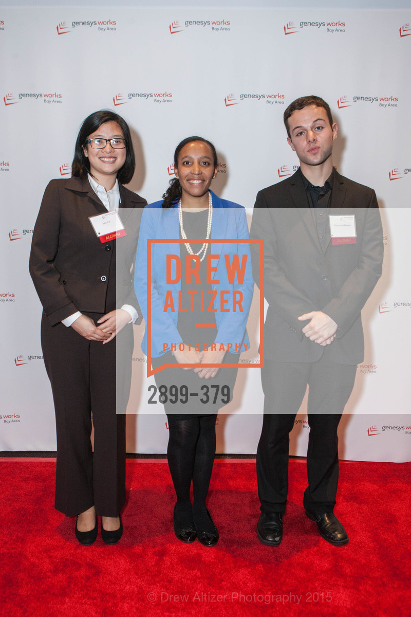Julie Cai, Stephanie Fette, Victor Nazlukhanyan, Genesys Works Bay Area Presents BREAKING THROUGH, St. Regis Hotel. 125 3rd St, October 14th, 2015,Drew Altizer, Drew Altizer Photography, full-service agency, private events, San Francisco photographer, photographer california