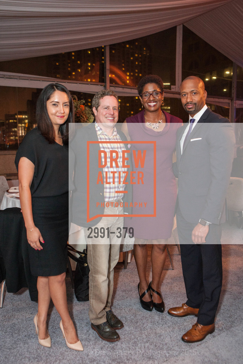 Jeneve Villacres, Michael Coyle, Treva Reid, Jimi Harris, Genesys Works Bay Area Presents BREAKING THROUGH, St. Regis Hotel. 125 3rd St, October 14th, 2015,Drew Altizer, Drew Altizer Photography, full-service agency, private events, San Francisco photographer, photographer california