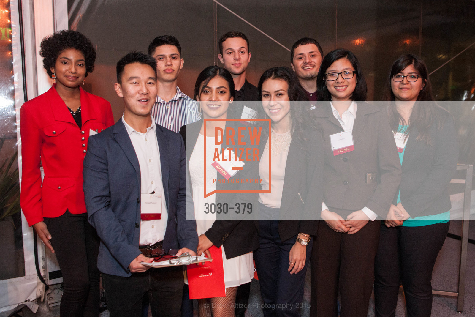 Hannah McKellar, Michael Nguyen, Kateryn Raymundo, Victor Nazlukhanyan, Julie Cai, Genesys Works Bay Area Presents BREAKING THROUGH, St. Regis Hotel. 125 3rd St, October 14th, 2015,Drew Altizer, Drew Altizer Photography, full-service agency, private events, San Francisco photographer, photographer california