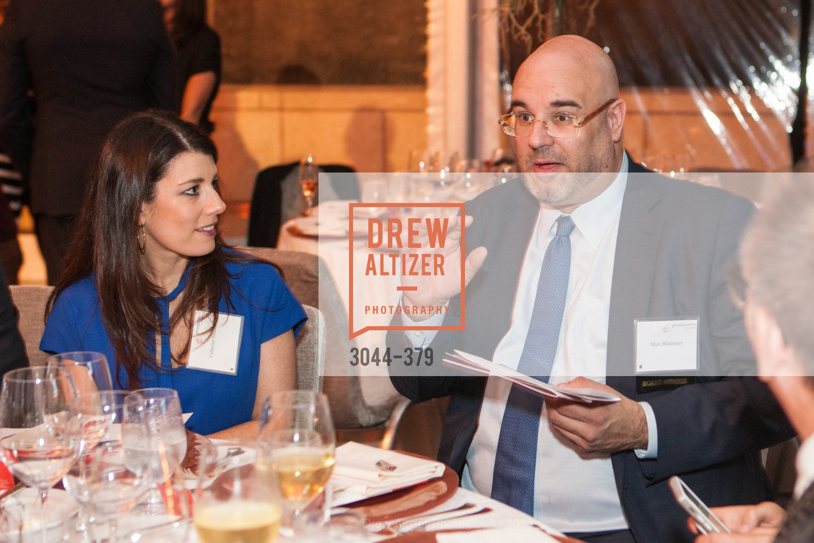 Catherine Stefani, Marc Blakeman, Genesys Works Bay Area Presents BREAKING THROUGH, St. Regis Hotel. 125 3rd St, October 14th, 2015,Drew Altizer, Drew Altizer Photography, full-service agency, private events, San Francisco photographer, photographer california