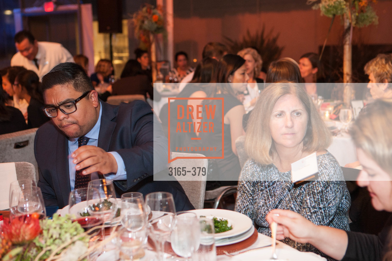 Jonathan Garcia, Laura Moran, Genesys Works Bay Area Presents BREAKING THROUGH, St. Regis Hotel. 125 3rd St, October 14th, 2015,Drew Altizer, Drew Altizer Photography, full-service agency, private events, San Francisco photographer, photographer california