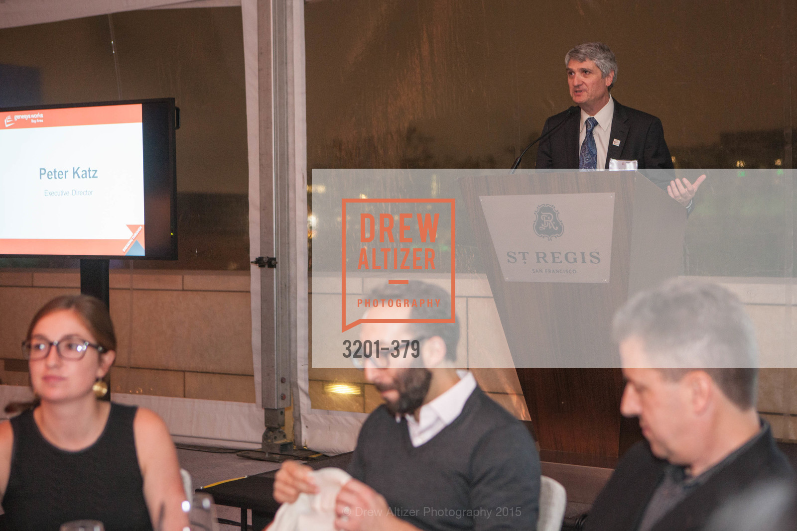 Peter Katz, Genesys Works Bay Area Presents BREAKING THROUGH, St. Regis Hotel. 125 3rd St, October 14th, 2015,Drew Altizer, Drew Altizer Photography, full-service agency, private events, San Francisco photographer, photographer california