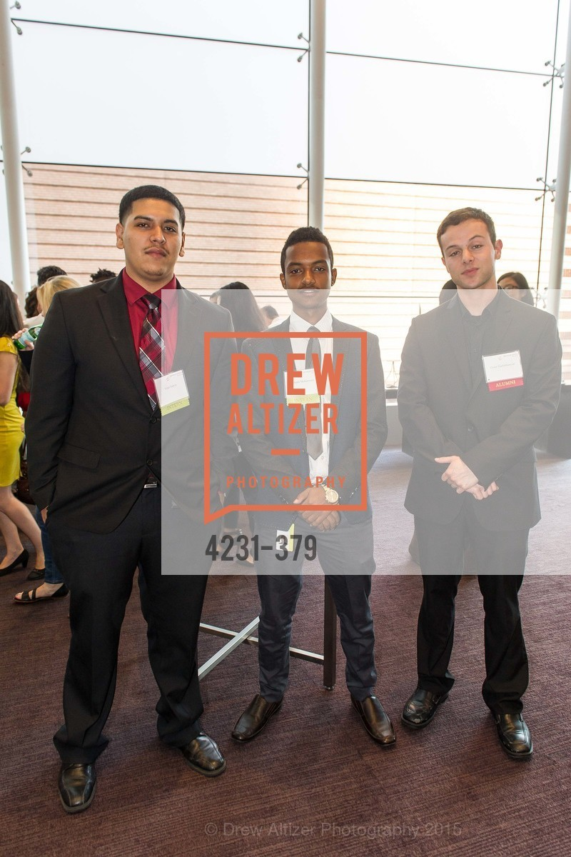 Vidal Garcia, Abdulahi Mohammed, Victor Nazlukhanyan, Genesys Works Bay Area Presents BREAKING THROUGH, St. Regis Hotel. 125 3rd St, October 14th, 2015,Drew Altizer, Drew Altizer Photography, full-service agency, private events, San Francisco photographer, photographer california