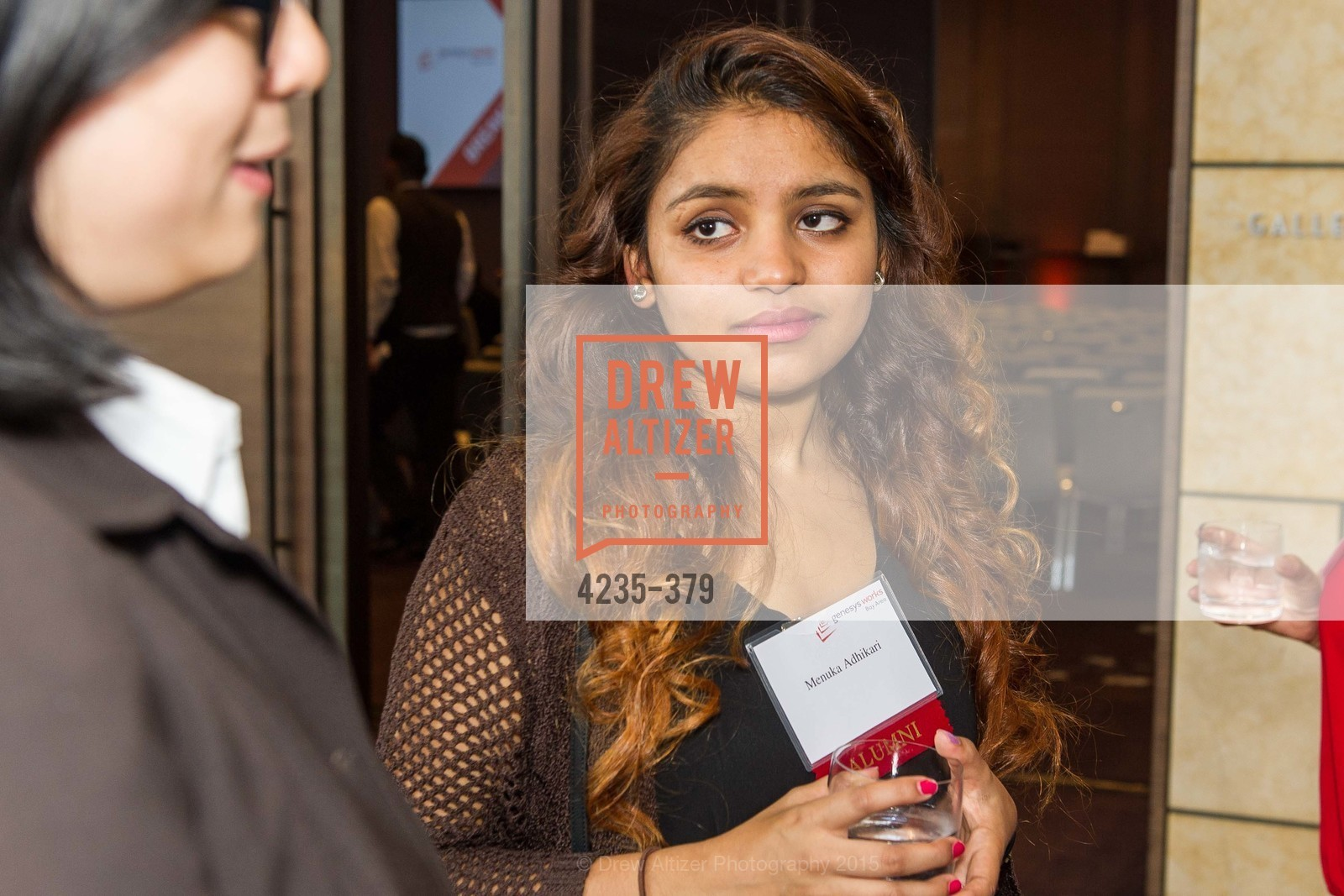 Menuka Adhikari, Genesys Works Bay Area Presents BREAKING THROUGH, St. Regis Hotel. 125 3rd St, October 14th, 2015,Drew Altizer, Drew Altizer Photography, full-service agency, private events, San Francisco photographer, photographer california