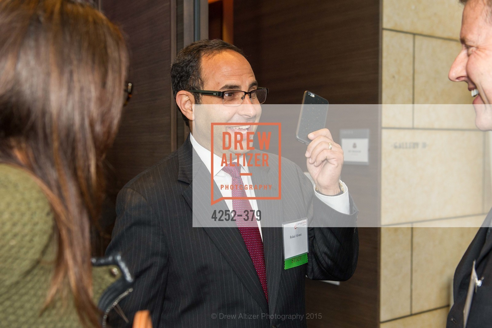 Rafel Alvarez, Genesys Works Bay Area Presents BREAKING THROUGH, St. Regis Hotel. 125 3rd St, October 14th, 2015,Drew Altizer, Drew Altizer Photography, full-service agency, private events, San Francisco photographer, photographer california