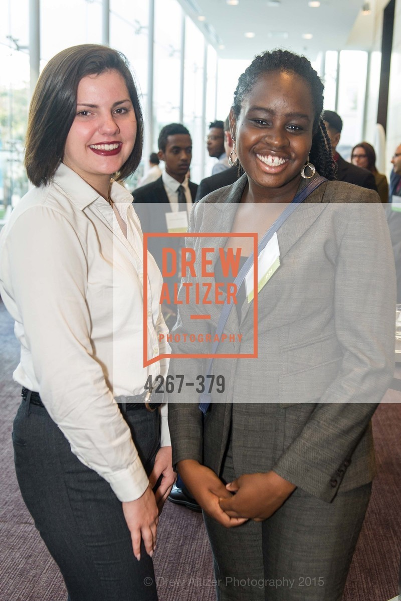 Trinity Harris, Eseosa Aigbuza, Genesys Works Bay Area Presents BREAKING THROUGH, St. Regis Hotel. 125 3rd St, October 14th, 2015,Drew Altizer, Drew Altizer Photography, full-service agency, private events, San Francisco photographer, photographer california