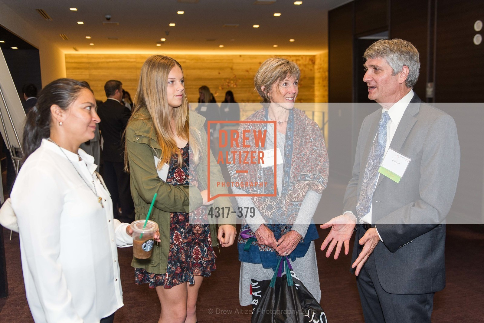 Nidia Pacho, Emily Veh, Anne Veh, Peter Katz, Genesys Works Bay Area Presents BREAKING THROUGH, St. Regis Hotel. 125 3rd St, October 14th, 2015,Drew Altizer, Drew Altizer Photography, full-service agency, private events, San Francisco photographer, photographer california