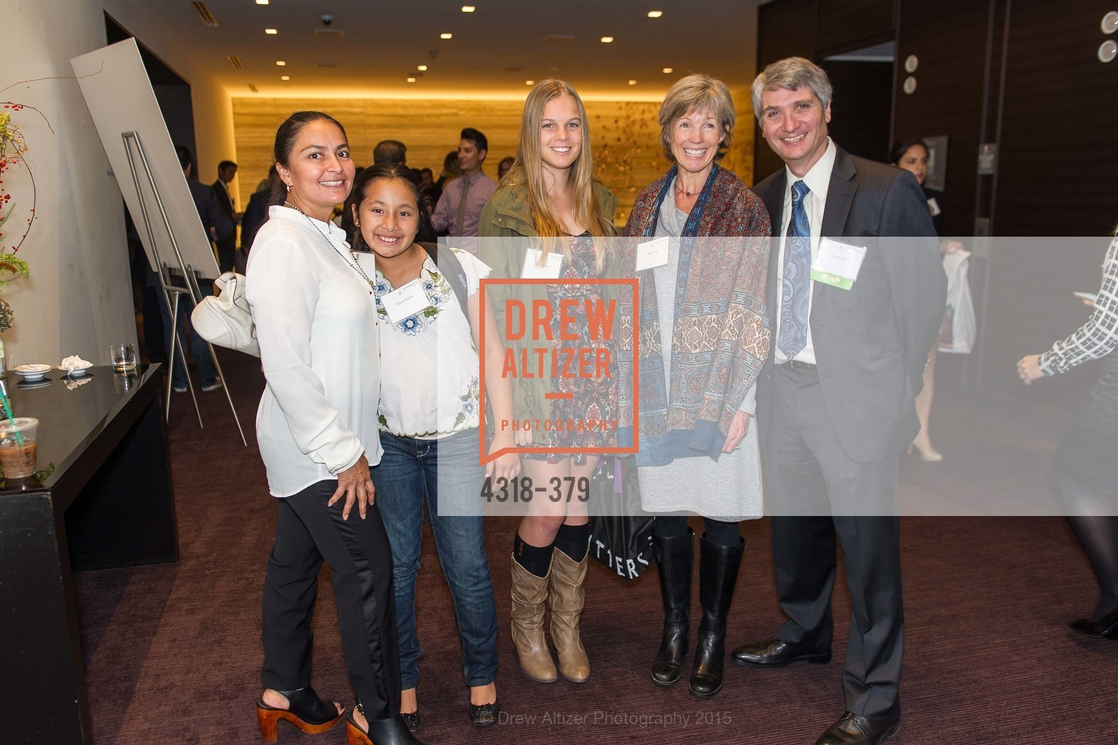 Nidia Pacho, Celine Pacho, Emily Veh, Anne Veh, Peter Katz, Genesys Works Bay Area Presents BREAKING THROUGH, St. Regis Hotel. 125 3rd St, October 14th, 2015,Drew Altizer, Drew Altizer Photography, full-service agency, private events, San Francisco photographer, photographer california