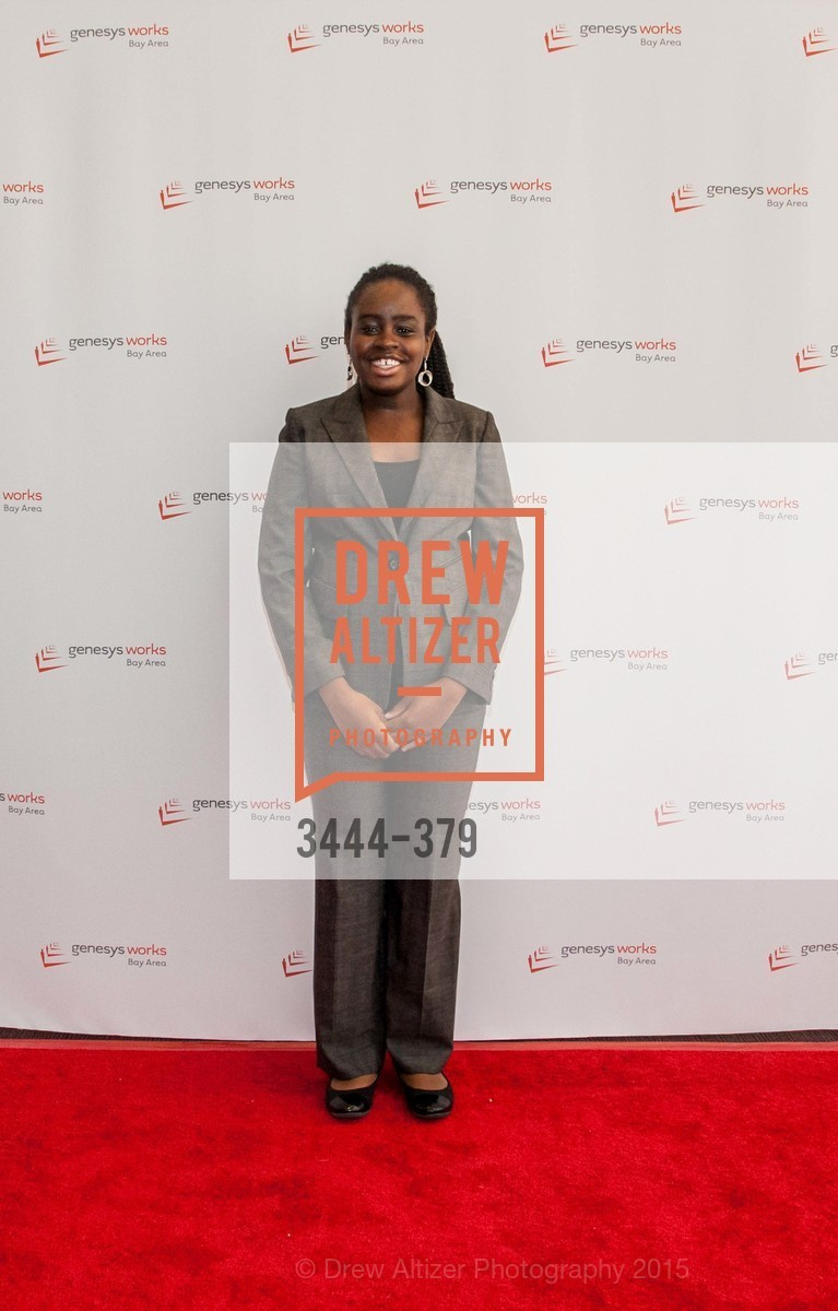 Eseosa Aigbuza, Genesys Works Bay Area Presents BREAKING THROUGH, St. Regis Hotel. 125 3rd St, October 14th, 2015,Drew Altizer, Drew Altizer Photography, full-service agency, private events, San Francisco photographer, photographer california