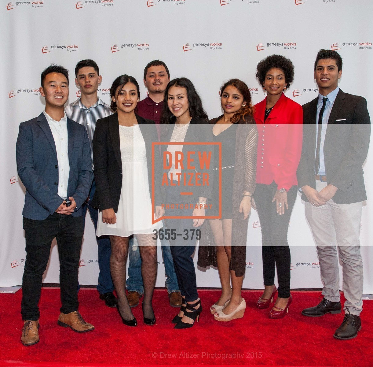 Michael Nguyen, Kateryn Raymundo, Hannah McKellar, Eric Martinez, Genesys Works Bay Area Presents BREAKING THROUGH, St. Regis Hotel. 125 3rd St, October 14th, 2015,Drew Altizer, Drew Altizer Photography, full-service agency, private events, San Francisco photographer, photographer california