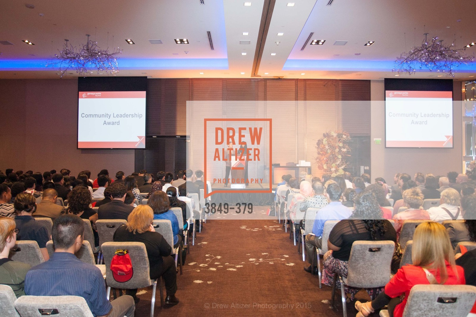 Atmosphere, Genesys Works Bay Area Presents BREAKING THROUGH, St. Regis Hotel. 125 3rd St, October 14th, 2015,Drew Altizer, Drew Altizer Photography, full-service agency, private events, San Francisco photographer, photographer california