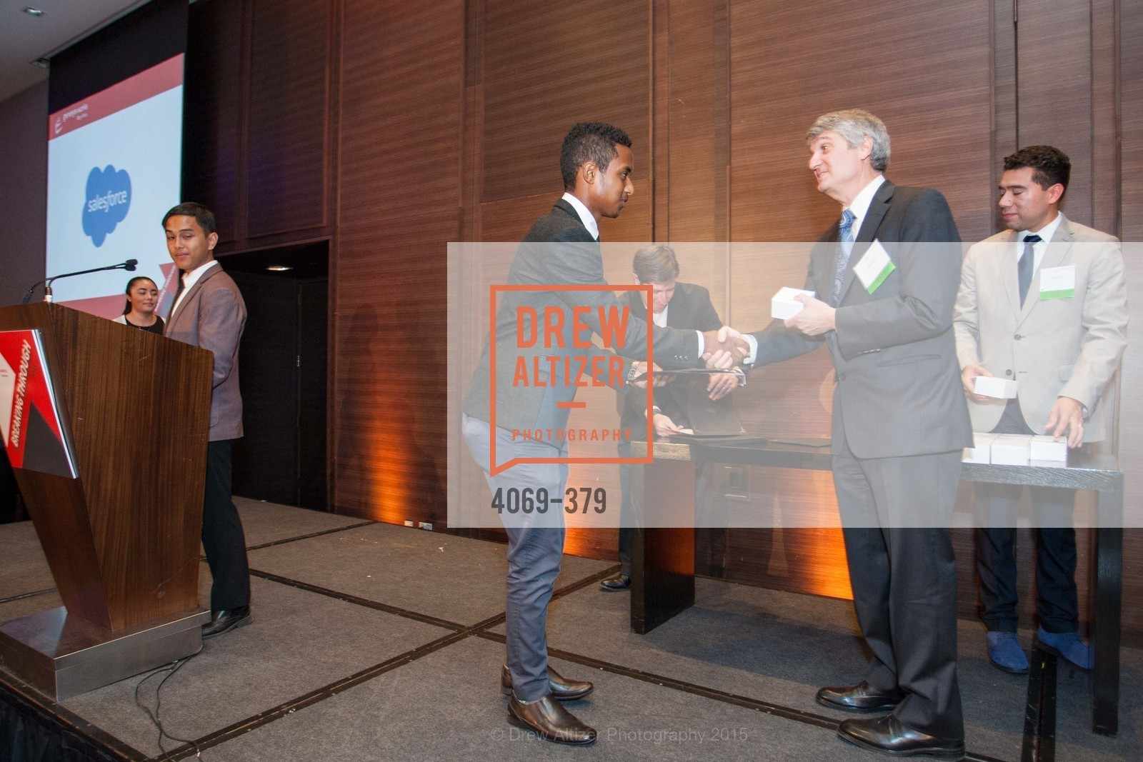 Abdulahi Mohammed, Peter Katz, Genesys Works Bay Area Presents BREAKING THROUGH, St. Regis Hotel. 125 3rd St, October 14th, 2015,Drew Altizer, Drew Altizer Photography, full-service agency, private events, San Francisco photographer, photographer california
