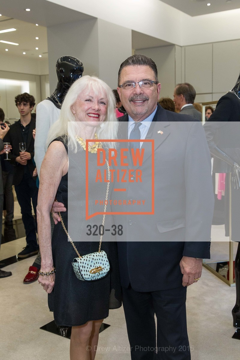 Andi Valo Espina, Frank Espina, SF BALLET at St. John Boutique, Four Seasons Hotel. 767A Market Street, Suite B, April 15th, 2015,Drew Altizer, Drew Altizer Photography, full-service event agency, private events, San Francisco photographer, photographer California