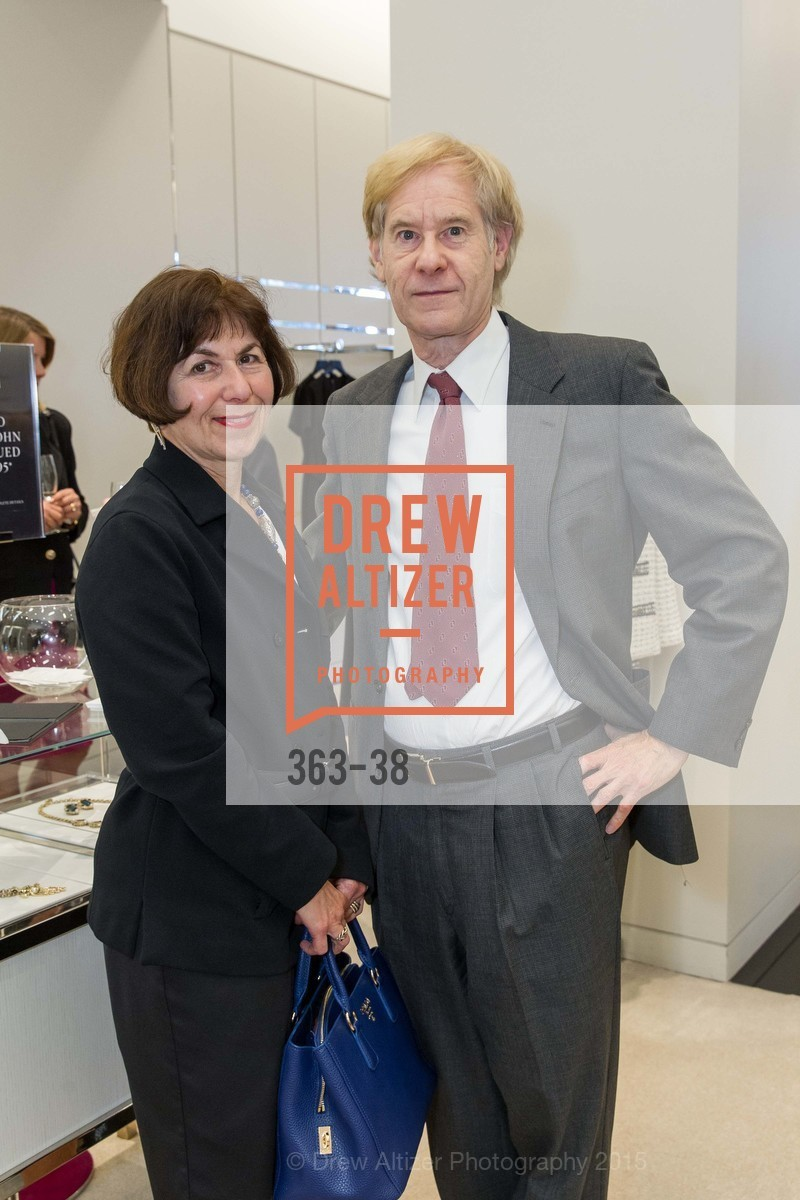 Jan Newman, John Kerns, SF BALLET at St. John Boutique, Four Seasons Hotel. 767A Market Street, Suite B, April 15th, 2015,Drew Altizer, Drew Altizer Photography, full-service agency, private events, San Francisco photographer, photographer california