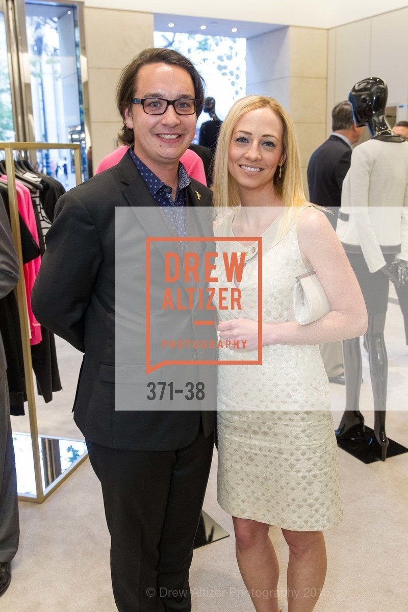 Christopher Wiseman, Sarah Newmarker, SF BALLET at St. John Boutique, Four Seasons Hotel. 767A Market Street, Suite B, April 15th, 2015,Drew Altizer, Drew Altizer Photography, full-service agency, private events, San Francisco photographer, photographer california