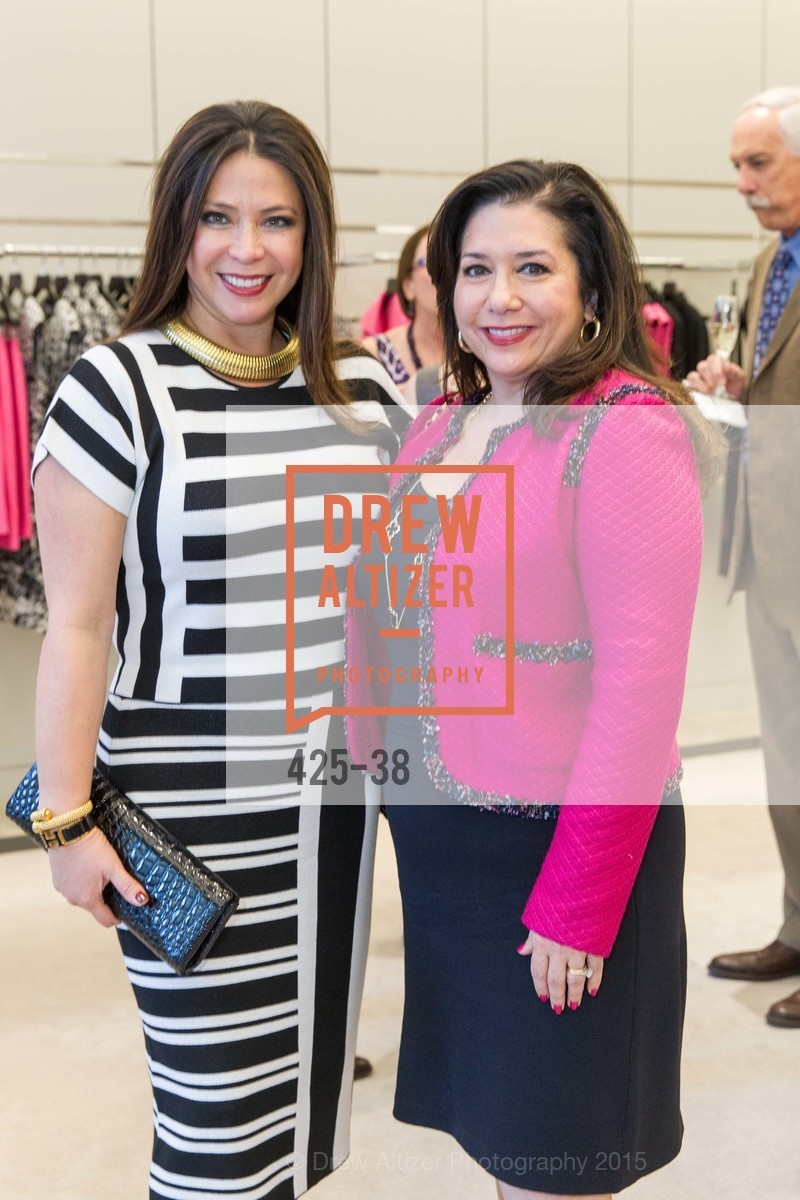 Maria Barrios, Samara Diapoulos, SF BALLET at St. John Boutique, Four Seasons Hotel. 767A Market Street, Suite B, April 15th, 2015,Drew Altizer, Drew Altizer Photography, full-service agency, private events, San Francisco photographer, photographer california