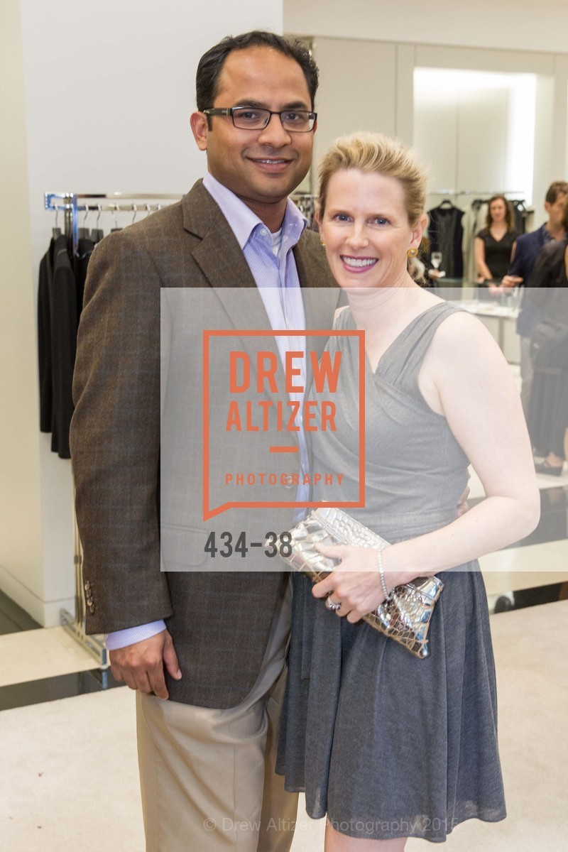 Mainul Mondal, Marie Hurabiell, SF BALLET at St. John Boutique, Four Seasons Hotel. 767A Market Street, Suite B, April 15th, 2015,Drew Altizer, Drew Altizer Photography, full-service event agency, private events, San Francisco photographer, photographer California
