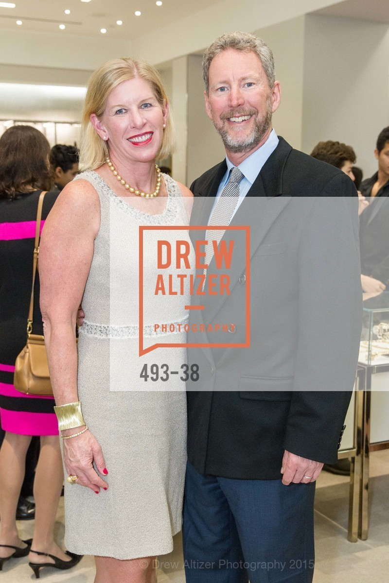 Jennifer Brandenburg, Bill Brandenburg, SF BALLET at St. John Boutique, Four Seasons Hotel. 767A Market Street, Suite B, April 15th, 2015,Drew Altizer, Drew Altizer Photography, full-service agency, private events, San Francisco photographer, photographer california