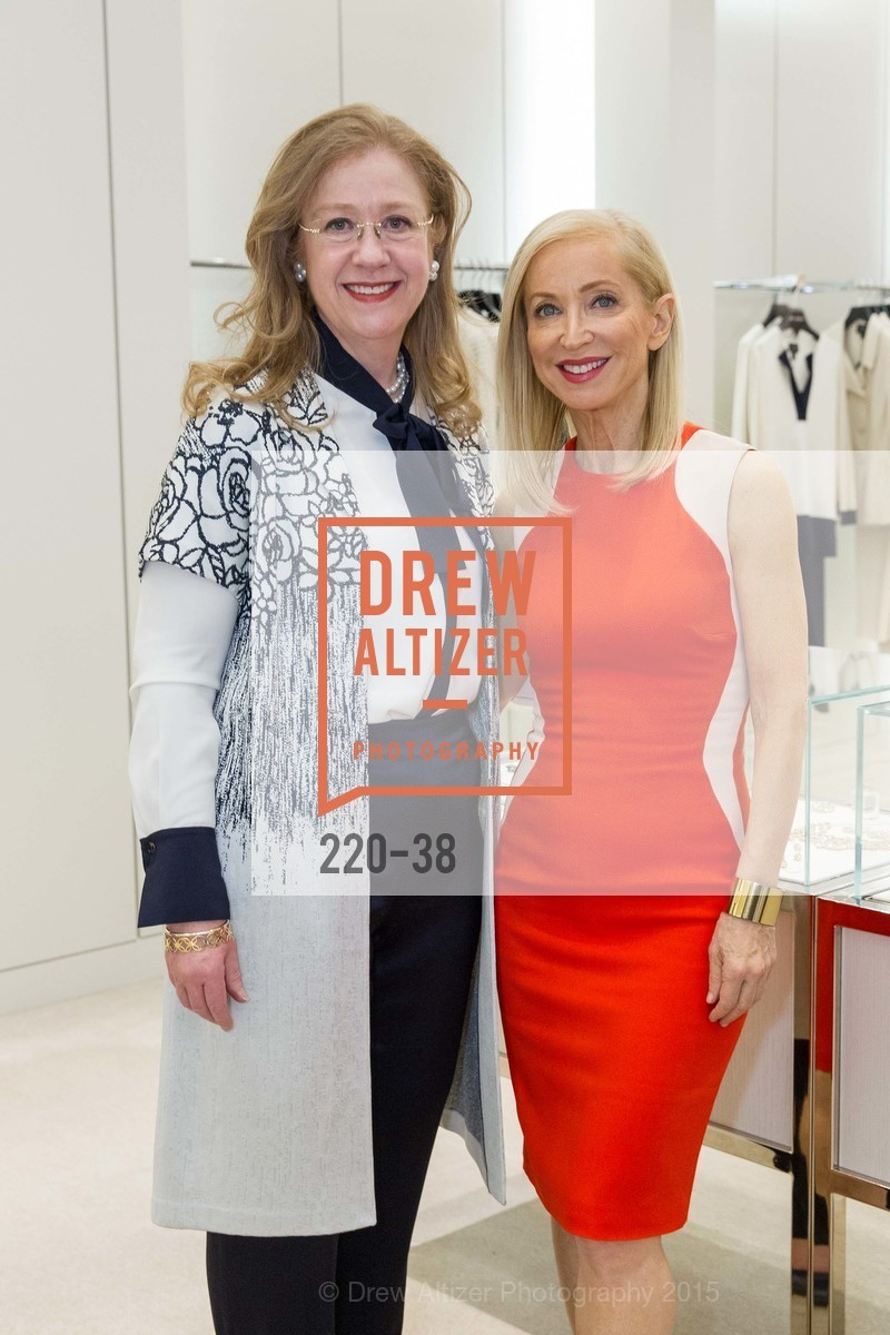 Carol Benz, Shelley Gordon, SF BALLET at St. John Boutique, Four Seasons Hotel. 767A Market Street, Suite B, April 15th, 2015,Drew Altizer, Drew Altizer Photography, full-service agency, private events, San Francisco photographer, photographer california