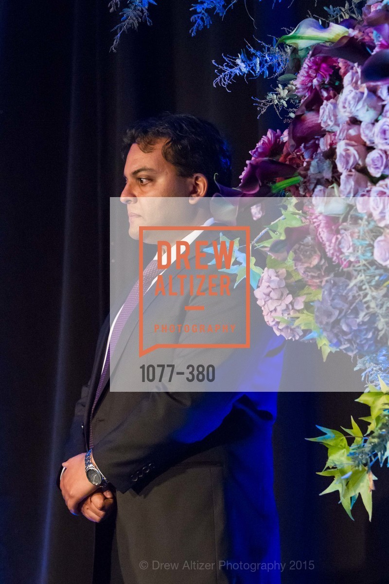 Kaushik Roy, Shanti Project 41st Annual Compassion is Universal Dinner, Palace Hotel. 2 New Montgomery St, October 14th, 2015,Drew Altizer, Drew Altizer Photography, full-service agency, private events, San Francisco photographer, photographer california