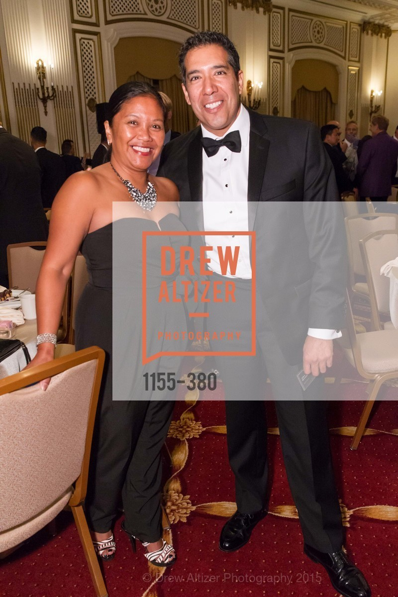 Hydra Mendoza, Alex Rivera, Shanti Project 41st Annual Compassion is Universal Dinner, Palace Hotel. 2 New Montgomery St, October 14th, 2015,Drew Altizer, Drew Altizer Photography, full-service agency, private events, San Francisco photographer, photographer california