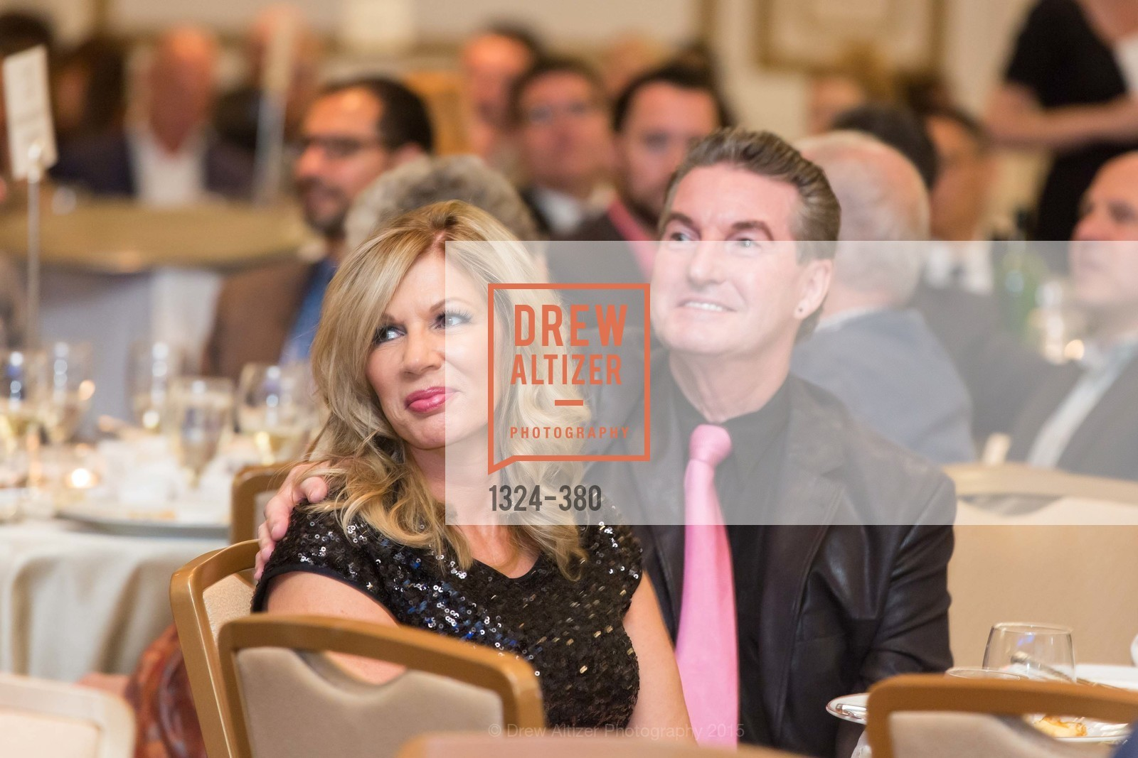 Maggie Laragy, Peter Fish, Shanti Project 41st Annual Compassion is Universal Dinner, Palace Hotel. 2 New Montgomery St, October 14th, 2015,Drew Altizer, Drew Altizer Photography, full-service agency, private events, San Francisco photographer, photographer california