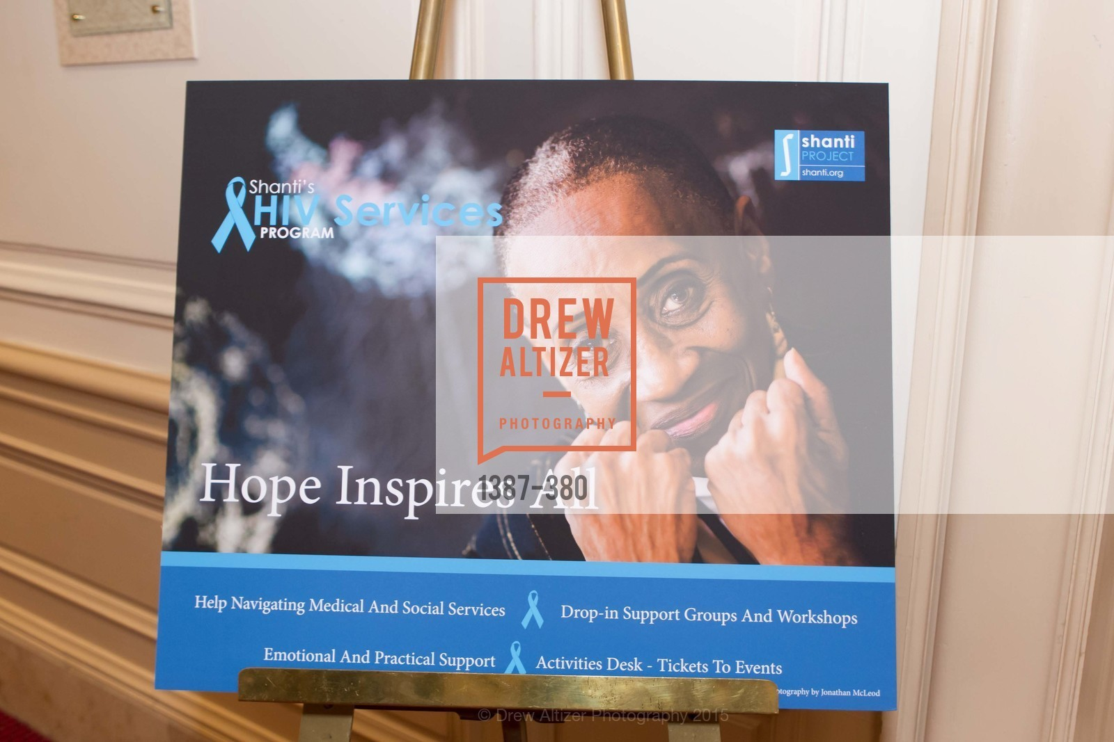 Atmosphere, Shanti Project 41st Annual Compassion is Universal Dinner, Palace Hotel. 2 New Montgomery St, October 14th, 2015,Drew Altizer, Drew Altizer Photography, full-service agency, private events, San Francisco photographer, photographer california