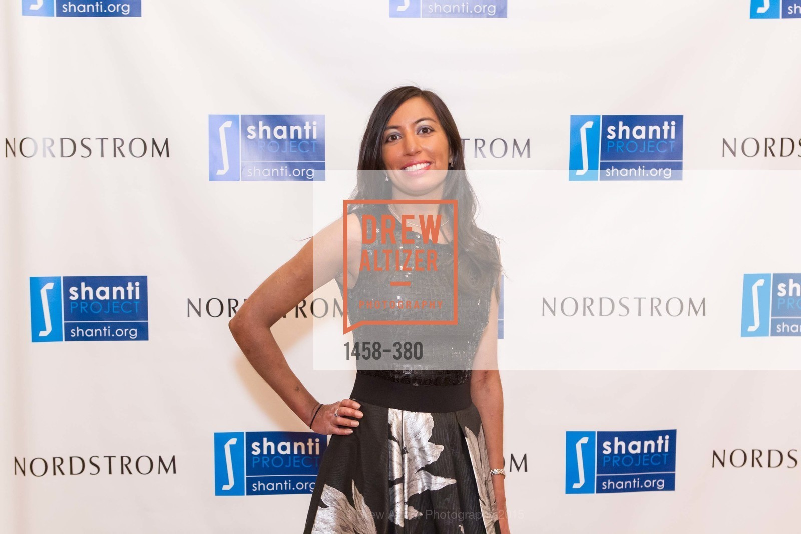Nisha Trivedi, Shanti Project 41st Annual Compassion is Universal Dinner, Palace Hotel. 2 New Montgomery St, October 14th, 2015,Drew Altizer, Drew Altizer Photography, full-service agency, private events, San Francisco photographer, photographer california