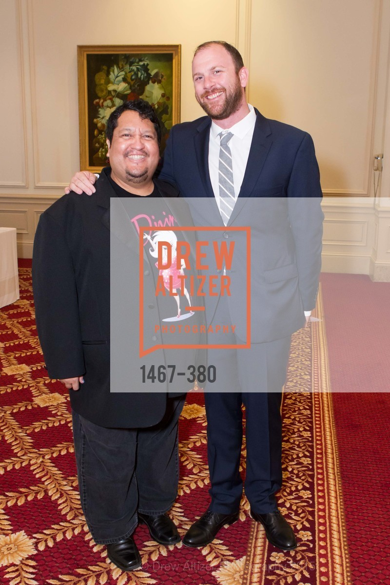 MIke Grant, Brian Kirts, Shanti Project 41st Annual Compassion is Universal Dinner, Palace Hotel. 2 New Montgomery St, October 14th, 2015,Drew Altizer, Drew Altizer Photography, full-service agency, private events, San Francisco photographer, photographer california