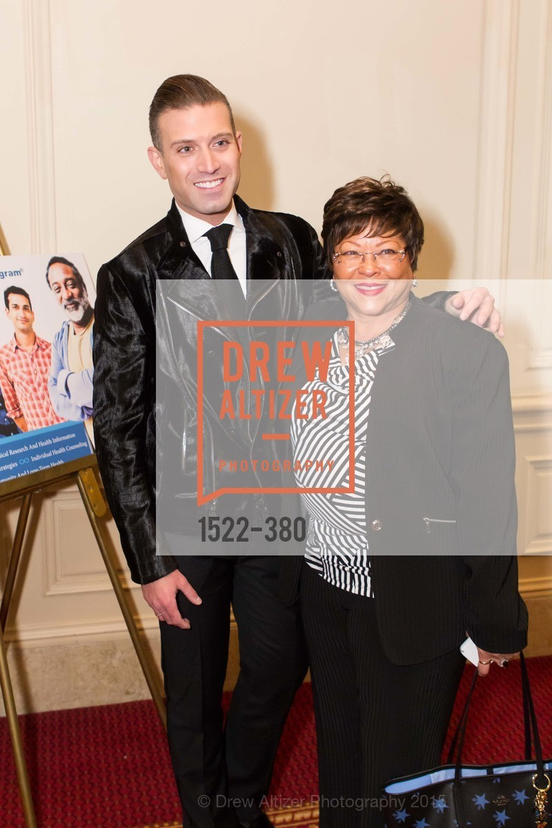 Omar Sharif Jr., Cecelia Thomas, Shanti Project 41st Annual Compassion is Universal Dinner, Palace Hotel. 2 New Montgomery St, October 14th, 2015,Drew Altizer, Drew Altizer Photography, full-service agency, private events, San Francisco photographer, photographer california