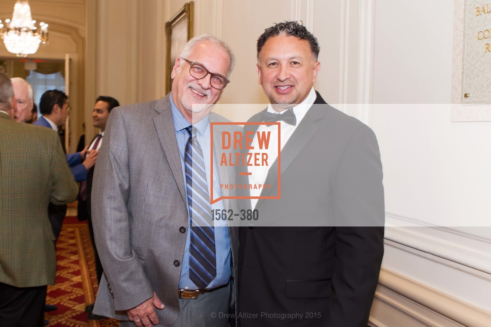 Ray Mulliner, Miguel Bustos, Shanti Project 41st Annual Compassion is Universal Dinner, Palace Hotel. 2 New Montgomery St, October 14th, 2015,Drew Altizer, Drew Altizer Photography, full-service agency, private events, San Francisco photographer, photographer california