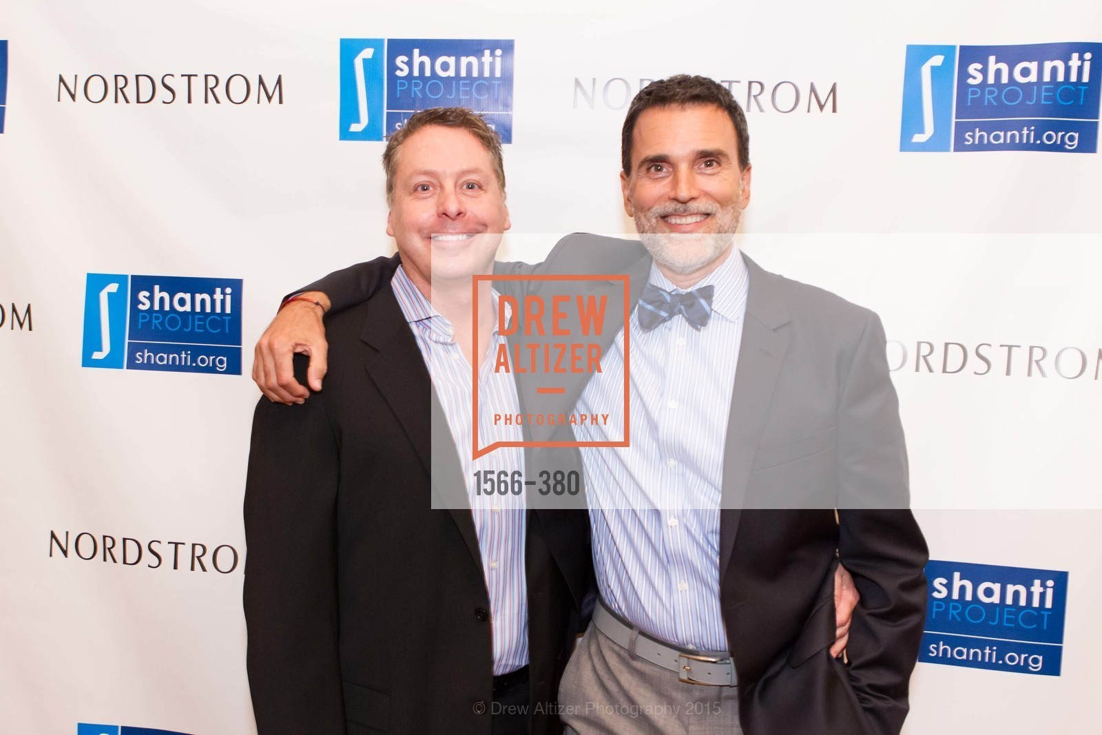 Sam Jackson, Tom Hubbard, Shanti Project 41st Annual Compassion is Universal Dinner, Palace Hotel. 2 New Montgomery St, October 14th, 2015,Drew Altizer, Drew Altizer Photography, full-service agency, private events, San Francisco photographer, photographer california