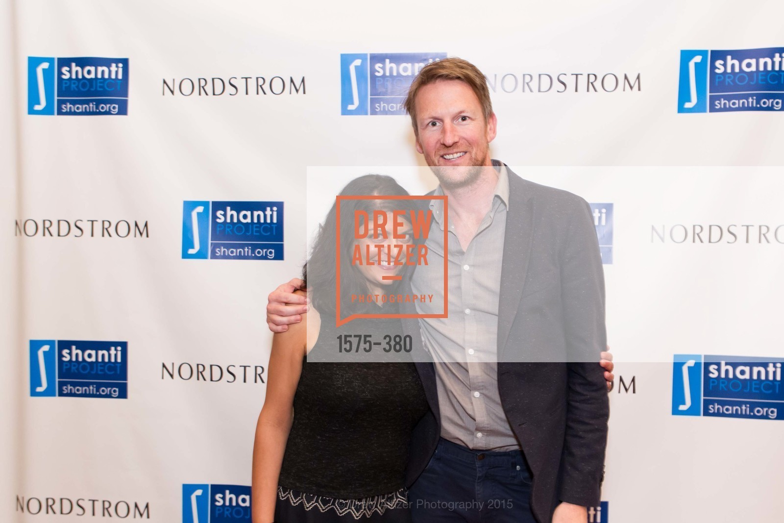 Shilpa Patel, Paul Day, Shanti Project 41st Annual Compassion is Universal Dinner, Palace Hotel. 2 New Montgomery St, October 14th, 2015,Drew Altizer, Drew Altizer Photography, full-service agency, private events, San Francisco photographer, photographer california