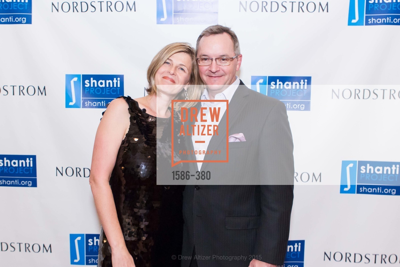 Lisa Black, Rob Black, Shanti Project 41st Annual Compassion is Universal Dinner, Palace Hotel. 2 New Montgomery St, October 14th, 2015,Drew Altizer, Drew Altizer Photography, full-service agency, private events, San Francisco photographer, photographer california