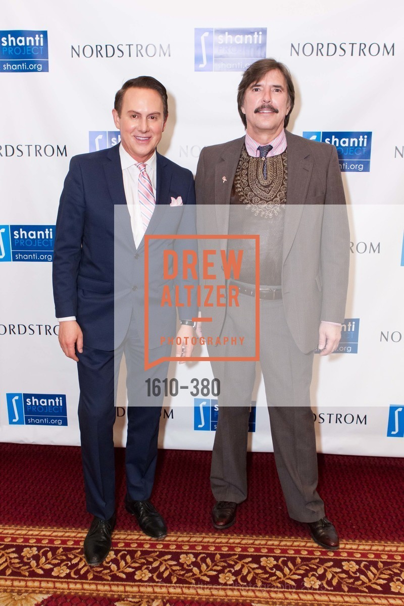 Joel Goodrich, John Rosin, Shanti Project 41st Annual Compassion is Universal Dinner, Palace Hotel. 2 New Montgomery St, October 14th, 2015,Drew Altizer, Drew Altizer Photography, full-service agency, private events, San Francisco photographer, photographer california