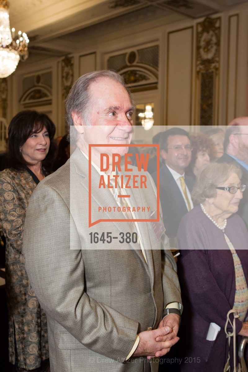 Charles Garfield, Shanti Project 41st Annual Compassion is Universal Dinner, Palace Hotel. 2 New Montgomery St, October 14th, 2015,Drew Altizer, Drew Altizer Photography, full-service event agency, private events, San Francisco photographer, photographer California