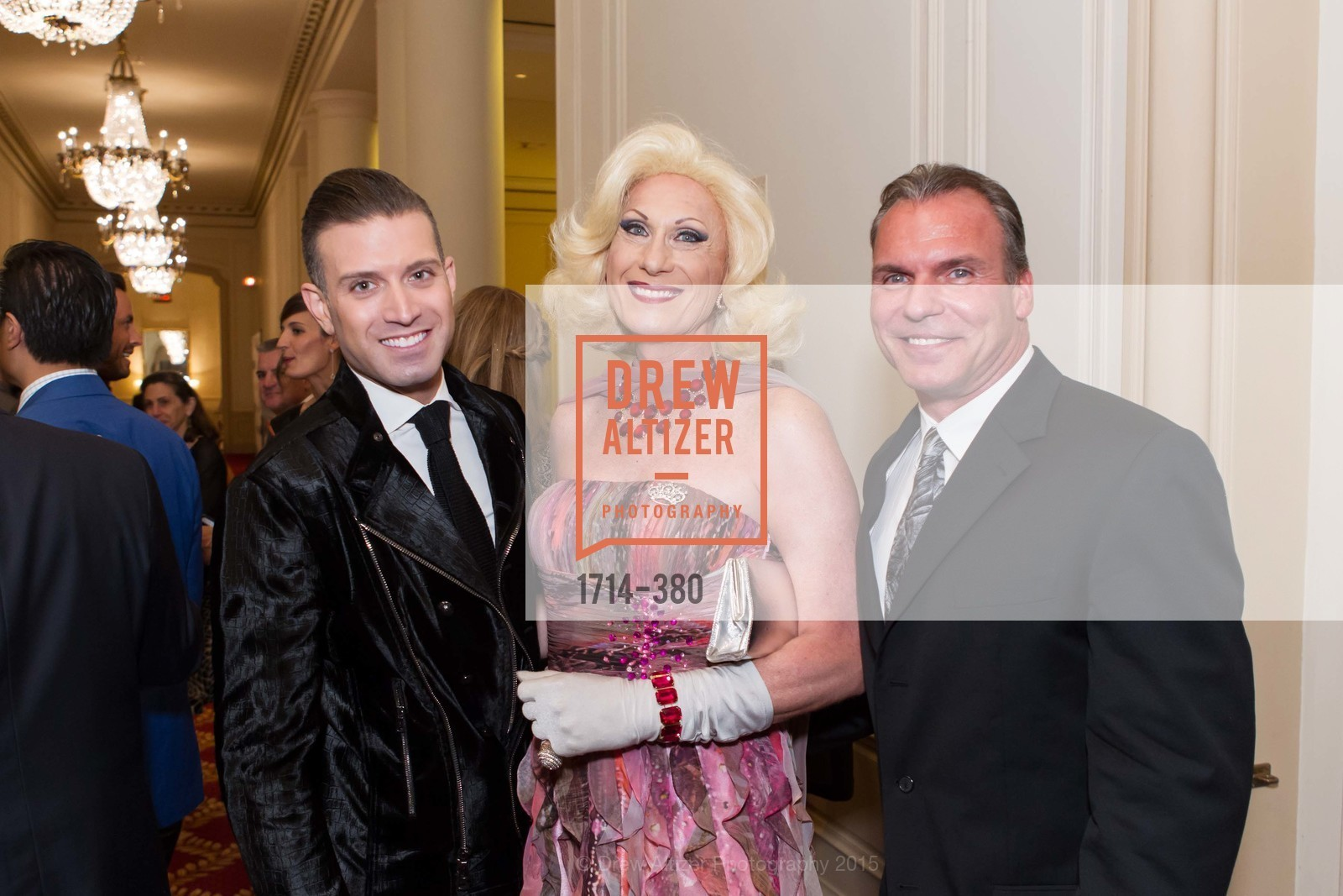 Omar Sharif Jr., Donna Sachet, Robert Sablatura, Shanti Project 41st Annual Compassion is Universal Dinner, Palace Hotel. 2 New Montgomery St, October 14th, 2015,Drew Altizer, Drew Altizer Photography, full-service agency, private events, San Francisco photographer, photographer california
