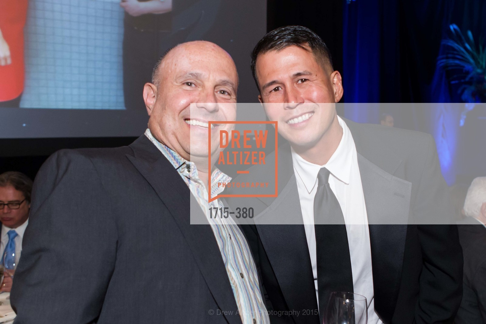 Adam Burman, Ben Hu, Shanti Project 41st Annual Compassion is Universal Dinner, Palace Hotel. 2 New Montgomery St, October 14th, 2015,Drew Altizer, Drew Altizer Photography, full-service agency, private events, San Francisco photographer, photographer california