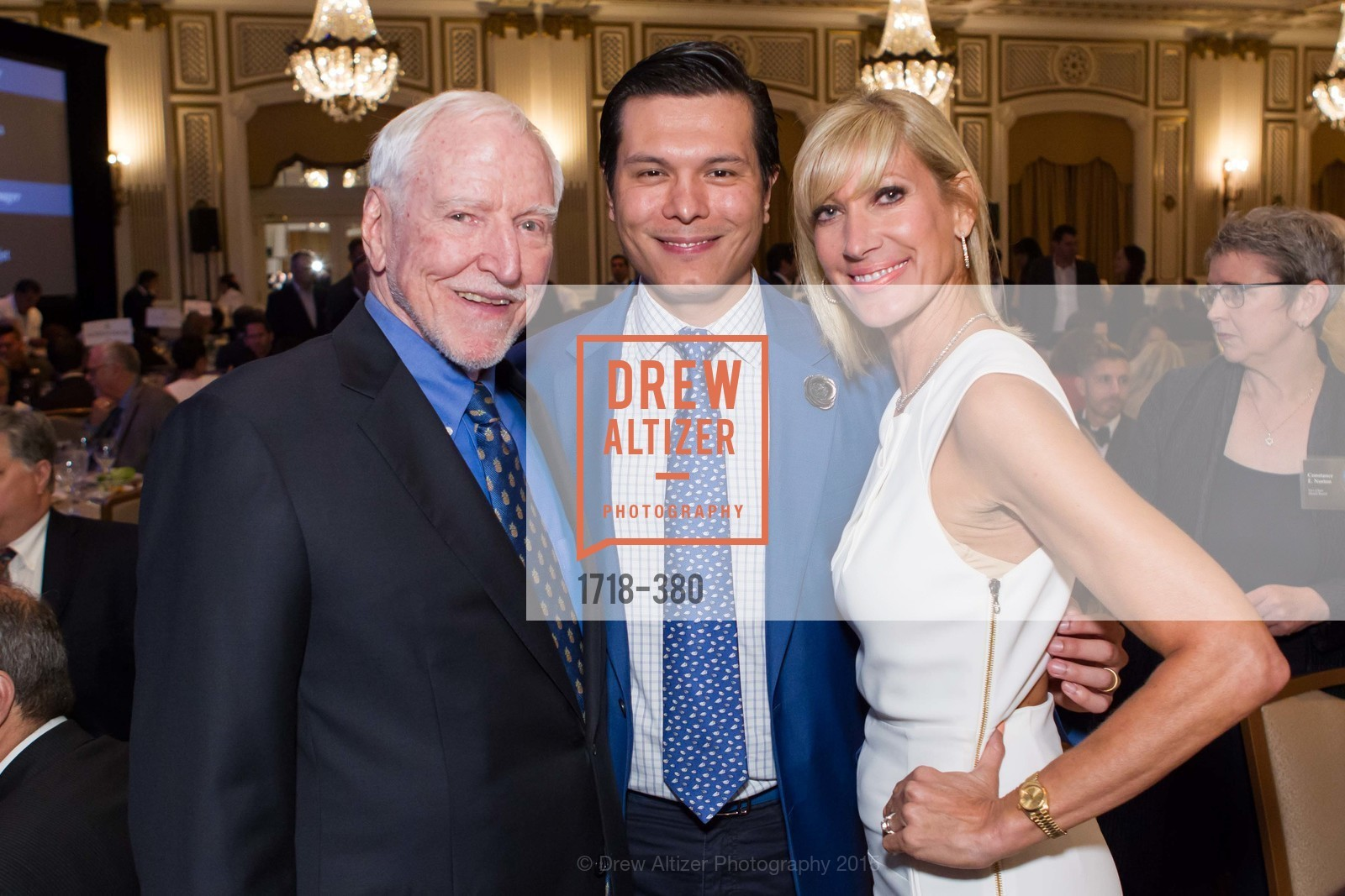 James Hormel, Michael Nguyen, Janet Reilly, Shanti Project 41st Annual Compassion is Universal Dinner, Palace Hotel. 2 New Montgomery St, October 14th, 2015,Drew Altizer, Drew Altizer Photography, full-service agency, private events, San Francisco photographer, photographer california