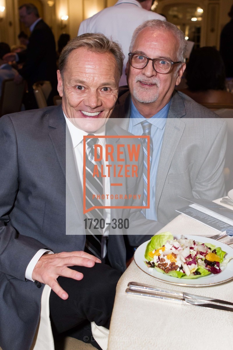 Rod Williams, Ray Mulliner, Shanti Project 41st Annual Compassion is Universal Dinner, Palace Hotel. 2 New Montgomery St, October 14th, 2015,Drew Altizer, Drew Altizer Photography, full-service agency, private events, San Francisco photographer, photographer california