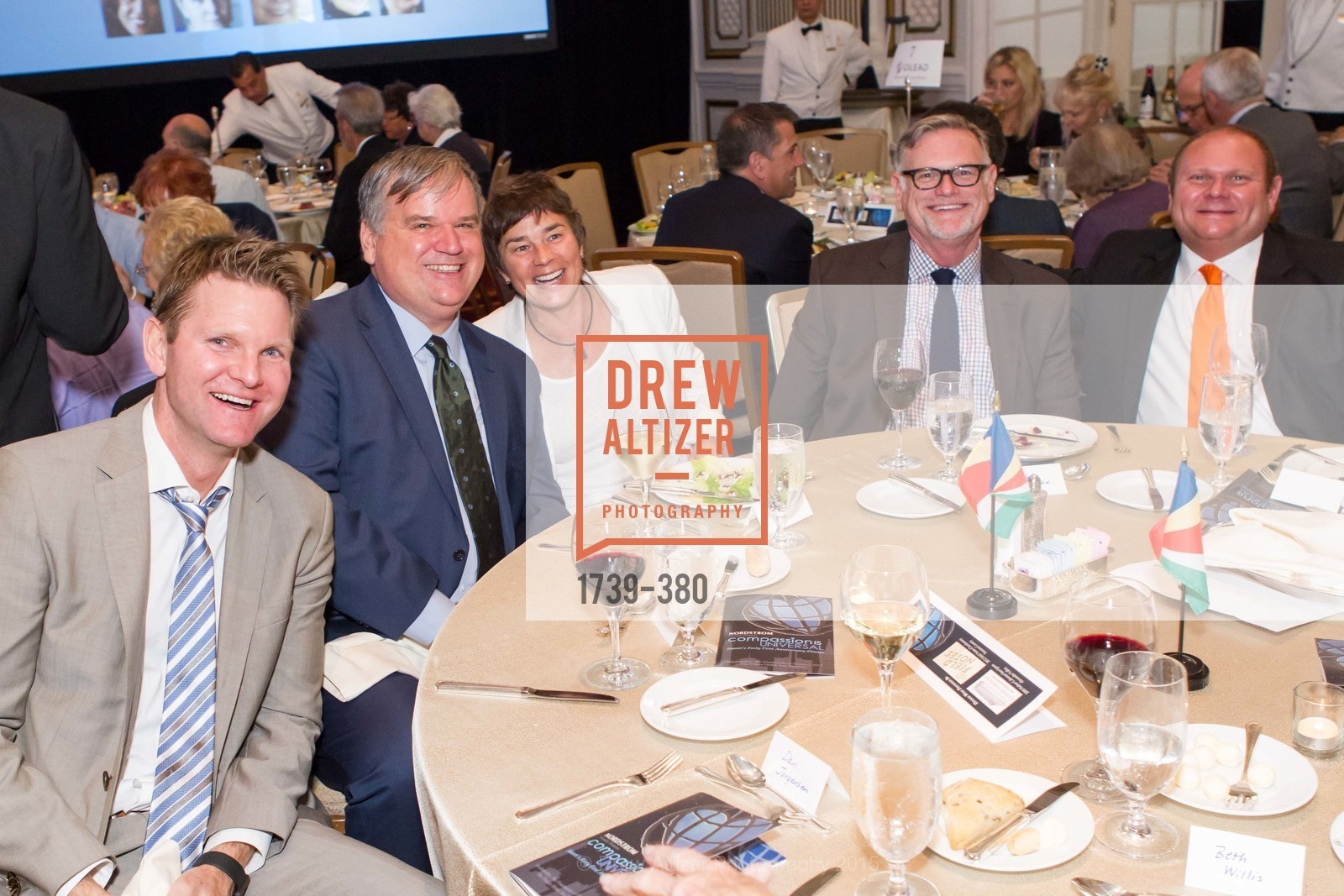 Top Picks, Shanti Project 41st Annual Compassion is Universal Dinner, October 14th, 2015, Photo,Drew Altizer, Drew Altizer Photography, full-service event agency, private events, San Francisco photographer, photographer California