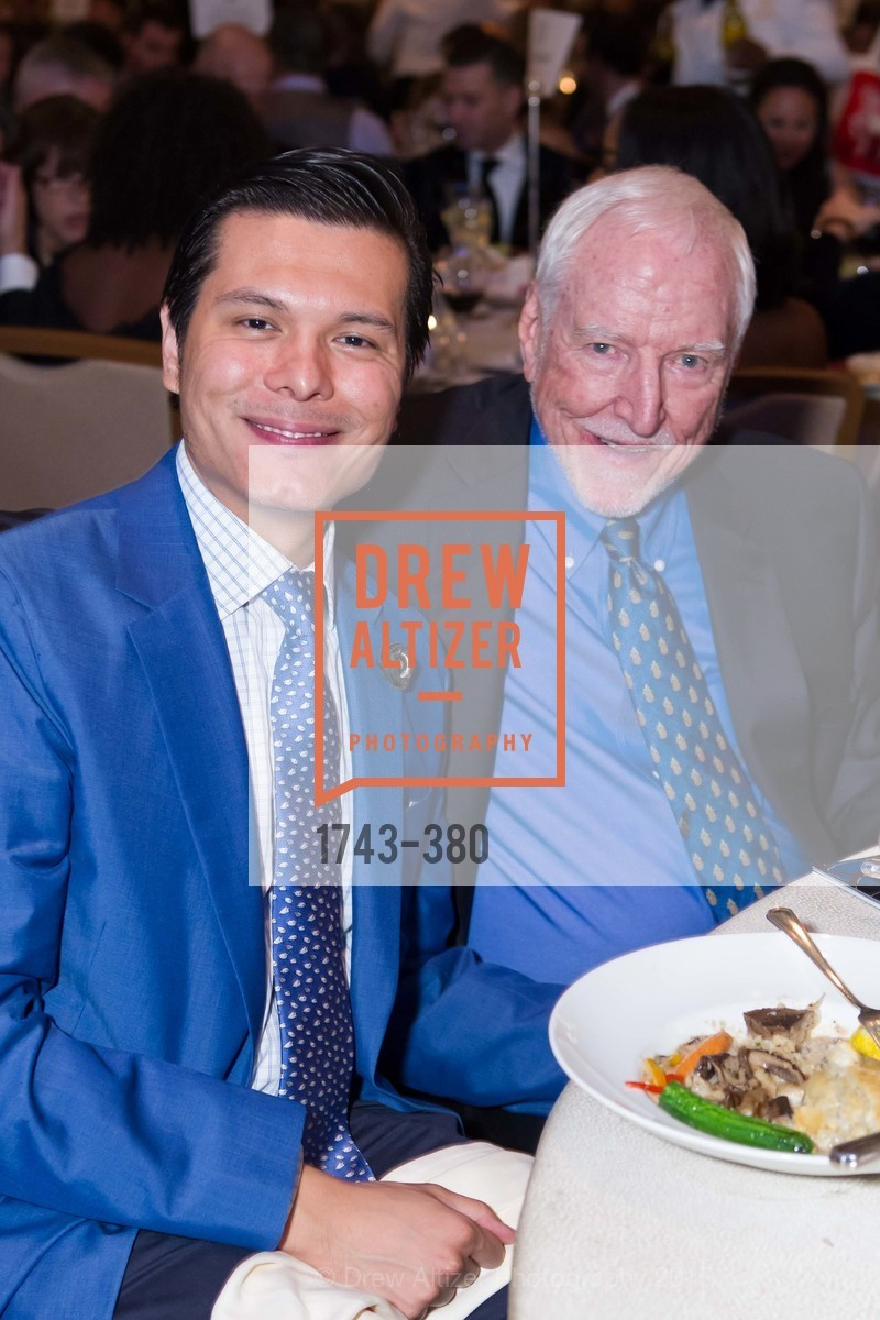 Michael Nguyen, James Hormel, Shanti Project 41st Annual Compassion is Universal Dinner, Palace Hotel. 2 New Montgomery St, October 14th, 2015,Drew Altizer, Drew Altizer Photography, full-service agency, private events, San Francisco photographer, photographer california