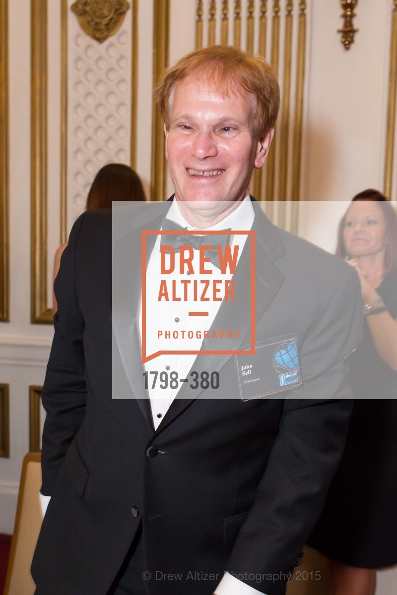 John Sell, Shanti Project 41st Annual Compassion is Universal Dinner, Palace Hotel. 2 New Montgomery St, October 14th, 2015,Drew Altizer, Drew Altizer Photography, full-service agency, private events, San Francisco photographer, photographer california