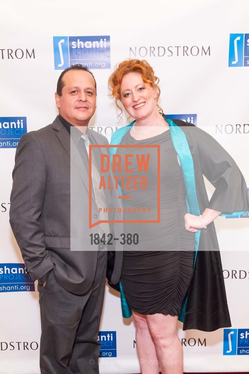 David Gemora, Allison Moss, Shanti Project 41st Annual Compassion is Universal Dinner, Palace Hotel. 2 New Montgomery St, October 14th, 2015,Drew Altizer, Drew Altizer Photography, full-service agency, private events, San Francisco photographer, photographer california