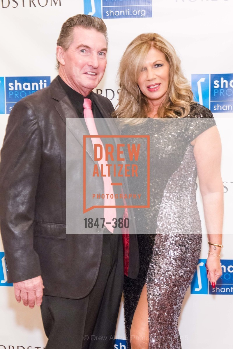 Peter Fish, Maggie Laragy, Shanti Project 41st Annual Compassion is Universal Dinner, Palace Hotel. 2 New Montgomery St, October 14th, 2015,Drew Altizer, Drew Altizer Photography, full-service agency, private events, San Francisco photographer, photographer california