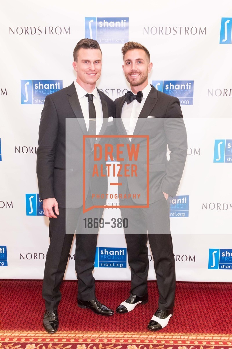 Guillaume Coutheillas, Michael Gonsalves, Shanti Project 41st Annual Compassion is Universal Dinner, Palace Hotel. 2 New Montgomery St, October 14th, 2015,Drew Altizer, Drew Altizer Photography, full-service agency, private events, San Francisco photographer, photographer california