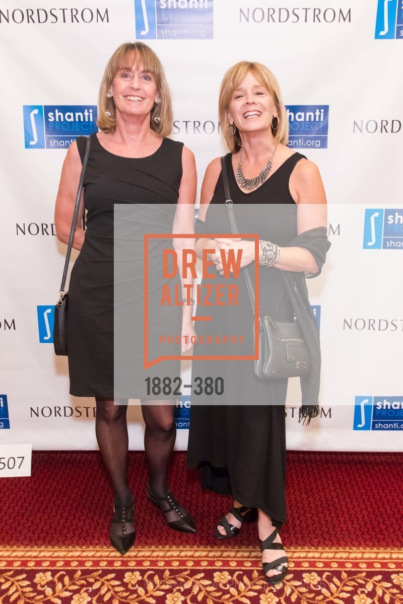 Lisa Groll, Donna Brean, Shanti Project 41st Annual Compassion is Universal Dinner, Palace Hotel. 2 New Montgomery St, October 14th, 2015,Drew Altizer, Drew Altizer Photography, full-service agency, private events, San Francisco photographer, photographer california